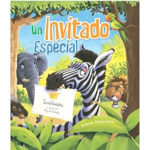 Un Invitado Especial - Paperback