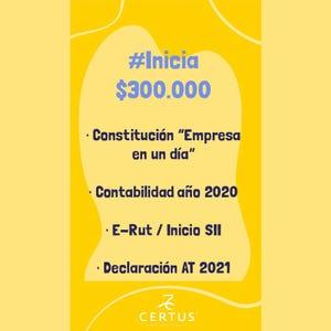Constitución Inicia- Constitución Social-Contabilidad y Declaración Renta